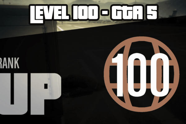 Level 100 Grand Theft Auto 5 (GTA 5)