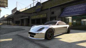 Dewbauchee Exemplar GTA 5