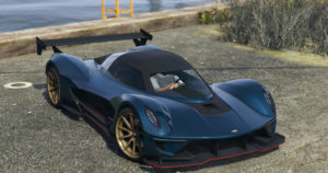 Dewbauchee Vagner - Best GTA V Super Cars for Racing