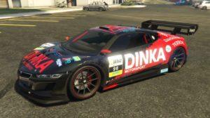 Dinka Jester (Racecar) GTA V