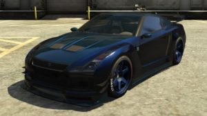 Elegy RH8 GTA V