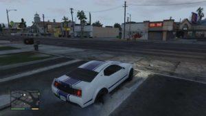 GTA V Vapid Dominator