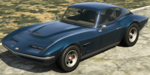 Invertero Coquette Classic GTA V Sports Classic Racing