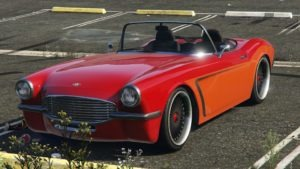 Invetero Coquette BlackFin Muscle Car GTA V