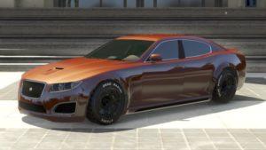 Lampadati Felon GTA 5