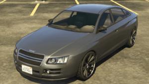 Obey Tailgater on GTA V Fastest Sedans