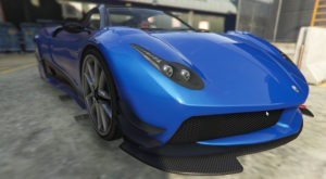 Pegassi Osiris GTA V Super Class Racing Car