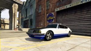 Pigalle Sports Classic Car Racing GTA V