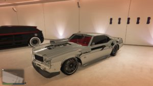 Sabre Turbo Best GTA V Muscle Car
