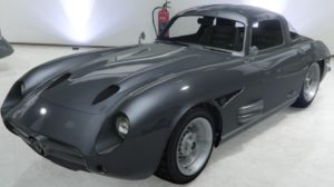 Stirling GT GTA 5 Sports Classic Car