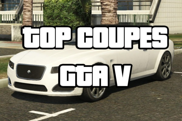 Top & Fastest Coupes GTA V