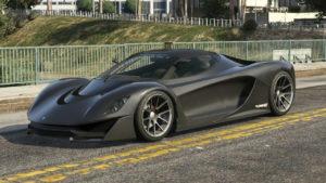 Turismo R GTA V Super Car
