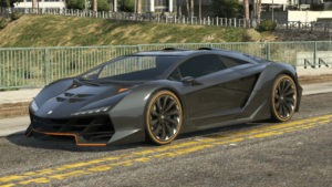 Zentorno GTA V Super Car