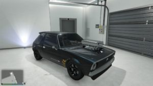 Declasse Rhapsody Compact Car GTA V