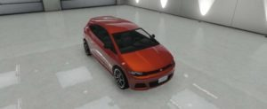 Dinka Blista Compact GTA V