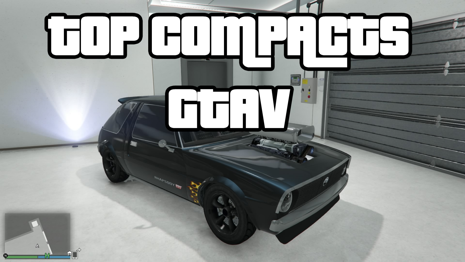 Top Compacts for Racing GTA V
