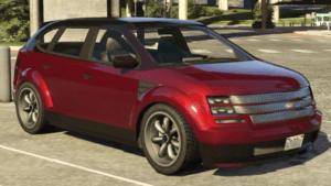 Vapid Radius GTAV SUV