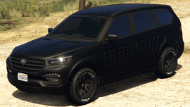 XLS (Armored) GTA V Best SUV