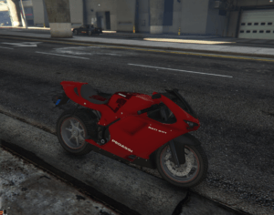 Bati 801 - Fastest GTA V Motorcycle for Racing