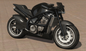 Dinka Akuma GTA V Motorcycle for Racing