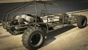 Dune Buggy GTA V Off Road Racing