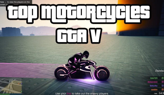 Fastest-Motorcycle-in-GTA-V-Racing