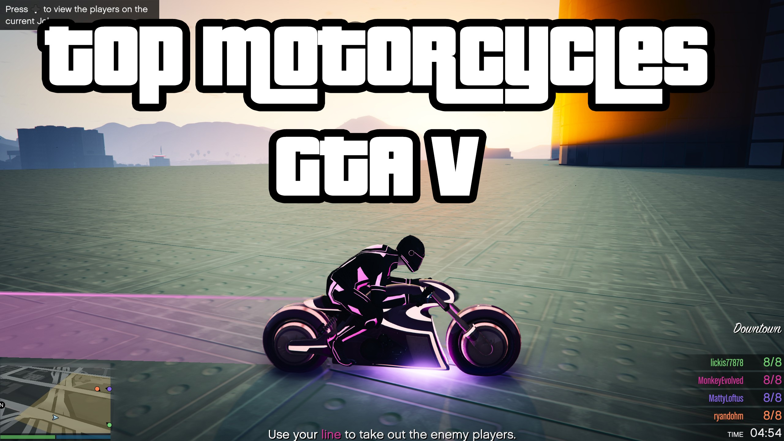 Fastest-Motorcycle-in-GTA-V-Racing