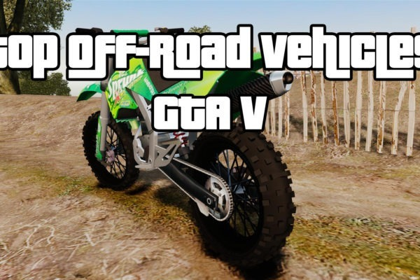 Fastest Off Road GTA V Racing