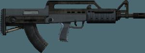 Bullpup Rifle GTA V