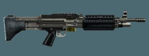 Combat MG GTA V