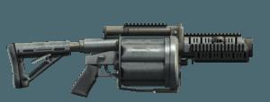 Grenade Launcher GTA V
