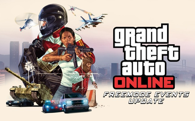 gta v freemode events update September 15 2015