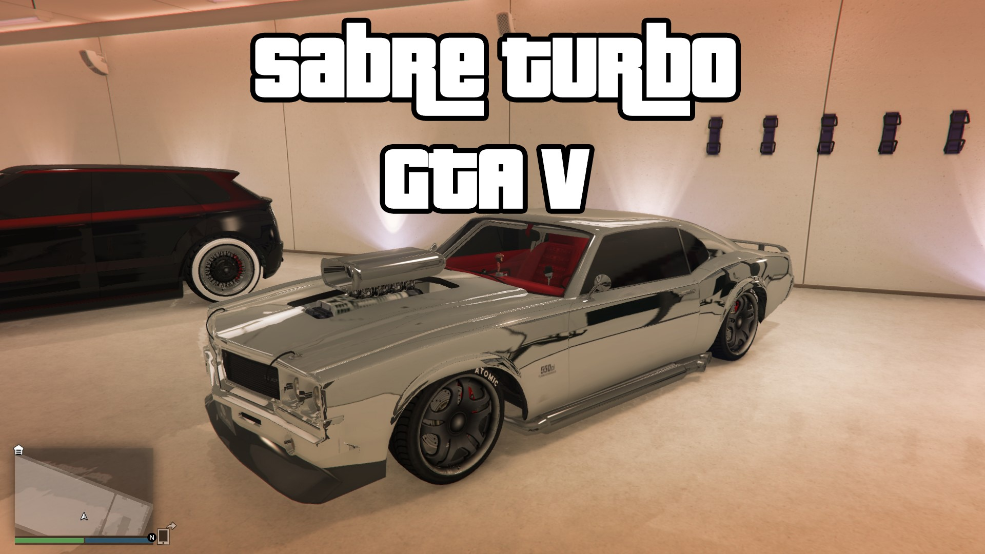 Declasse Sabre Turbo GTA V