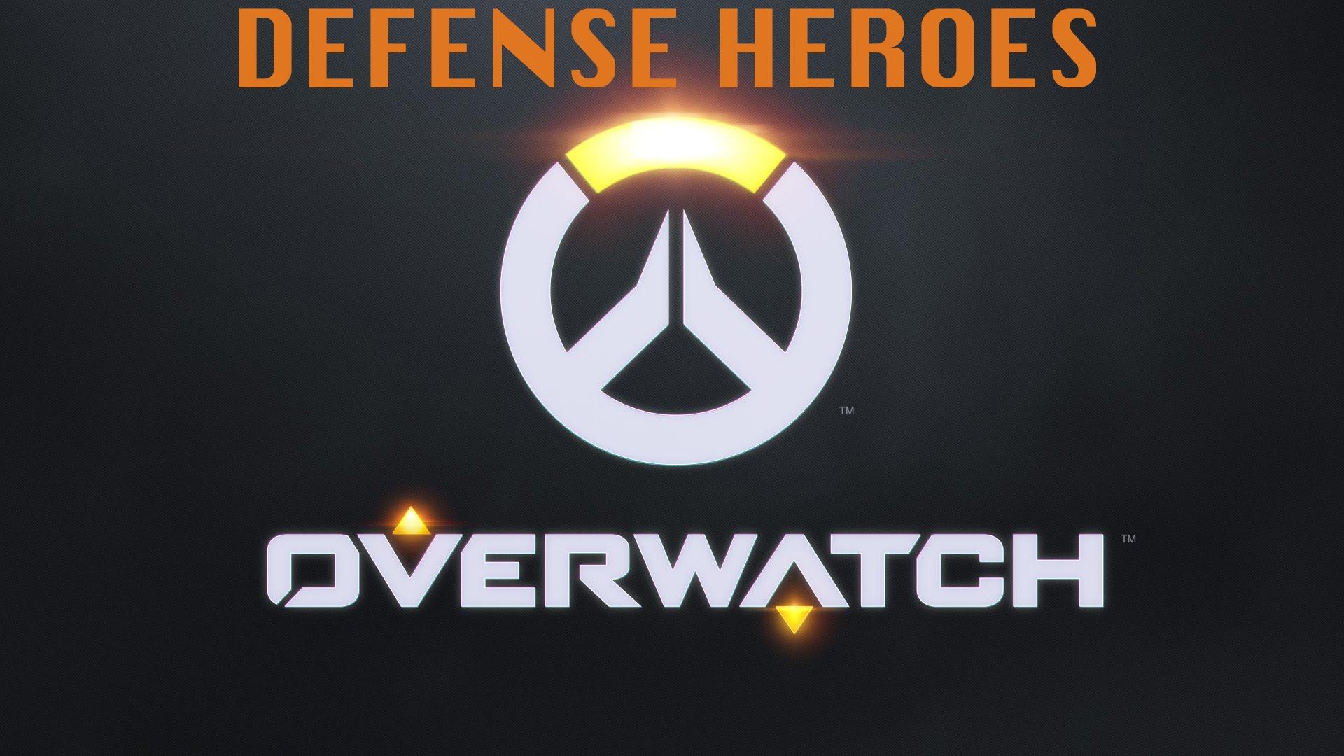 Best Overwatch Defense Heroes