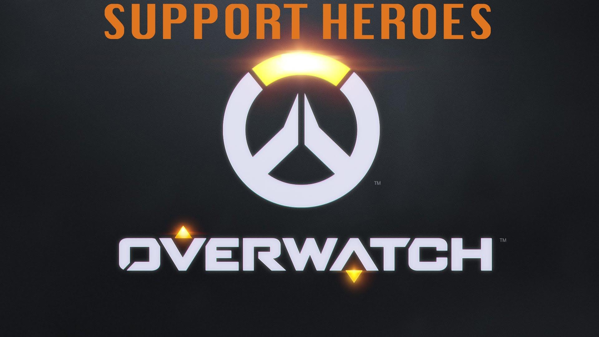 Best Overwatch Support Heroes