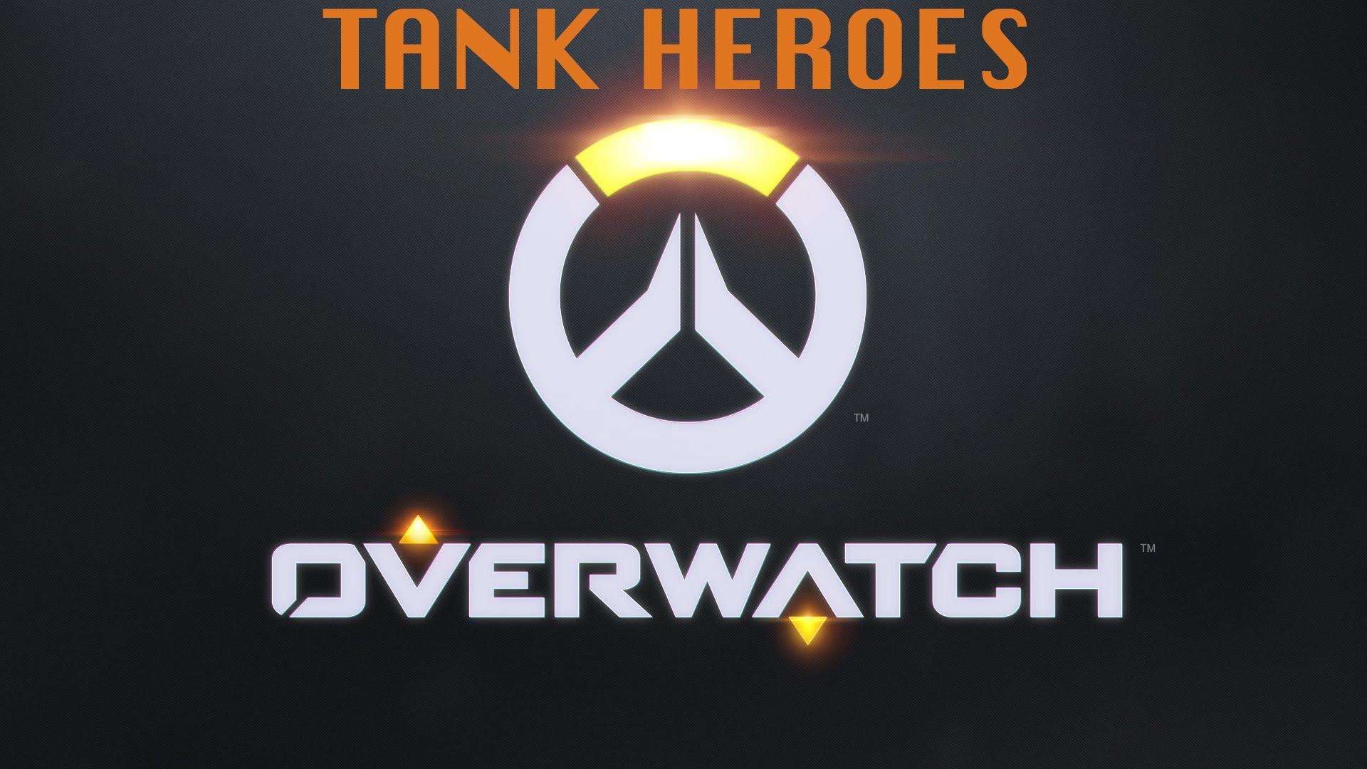 Best Overwatch Tank Heroes