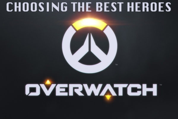 The Best Overwatch Heroes and Characters
