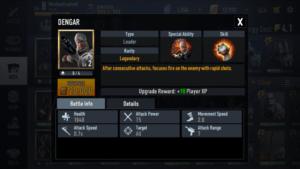 Dengar Leader Star Wars Force Arena Best Decks