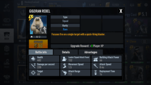 GIGORAN REBEL Best Rebel Alliance Desk Star Wars Force Arena