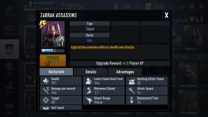 Zabrak Assassins Star Wars Force Arena Best Decks