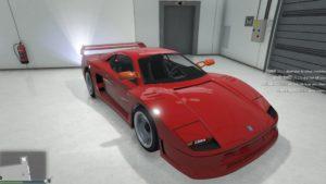Turismo Classic GTA V Front