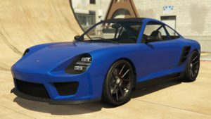 Commet SR Best GTA V Sports Car