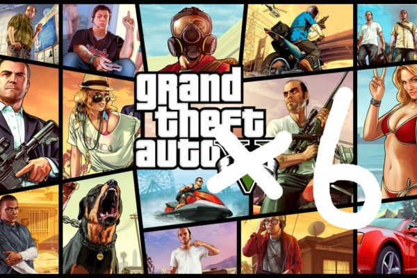 Grand Theft Auto 6 Release Date GTA 6